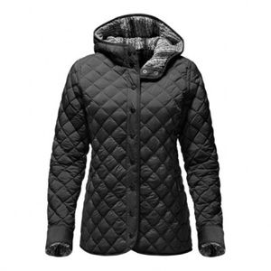 North Face Thermoball Fur Jacket